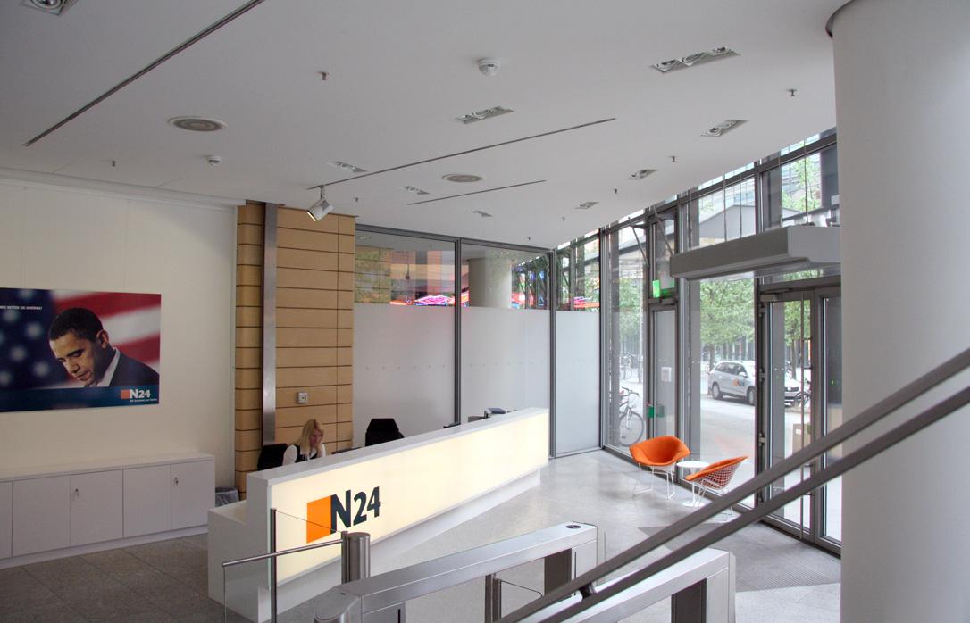N24 Studio Planning