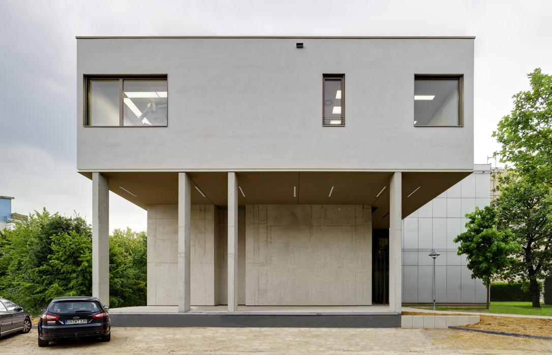 University Hospital Düsseldorf – Hybrid OR-Building