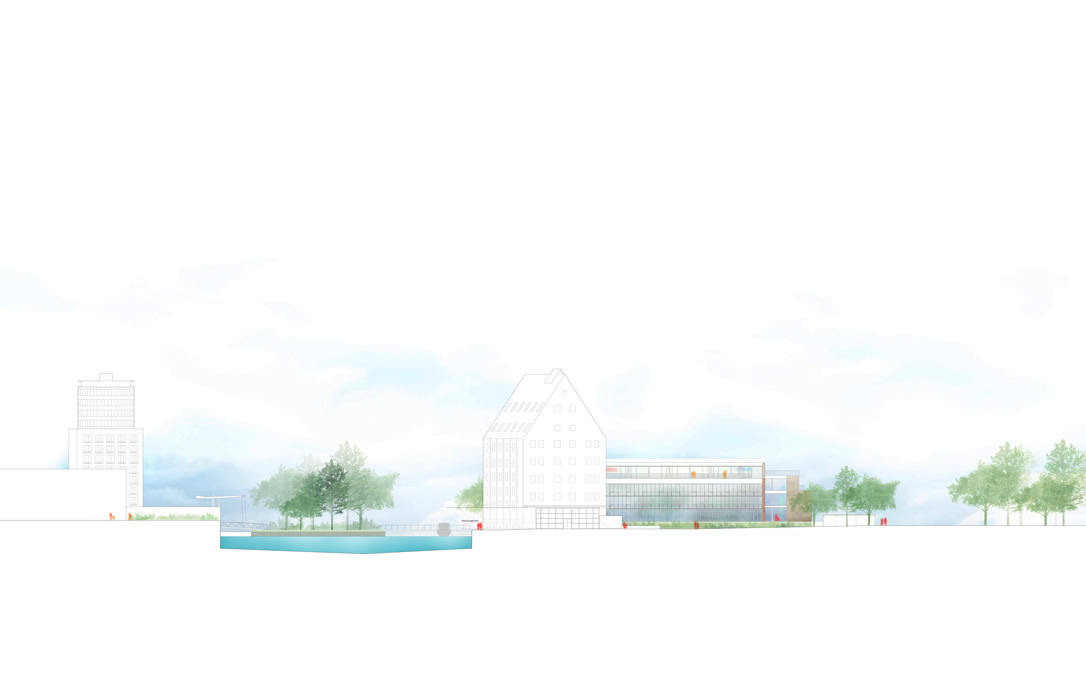 Erweiterung Medical Park Humboldtmühle