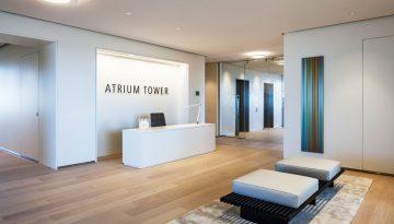 Potsdamer Platz Model Office C1 2015
